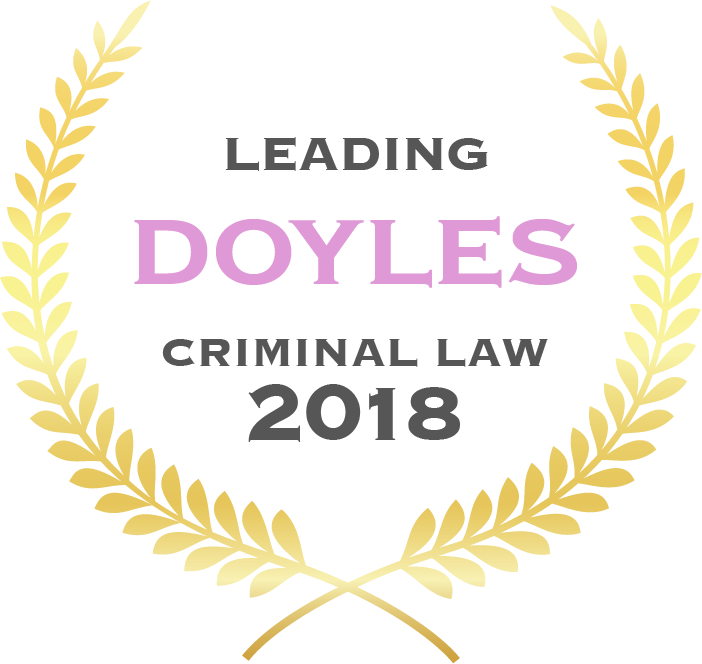 Kate King - Doyles Criminal Law 2018 - Leading
